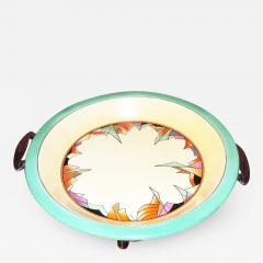 Royal Rochester Royal Rochester Modernistic Art Deco Pie Plate - 1492717