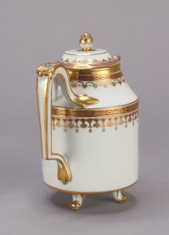 Royal Vienna Porcelain Vienna Porcelain Covered Milk Jug c 1794 - 1343688