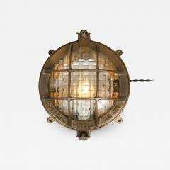 Russell Stoll Co RUSSELL STOLL CO CAST BRONZE LAMP - 1612561