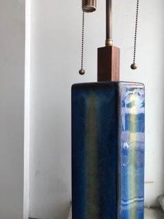 S holm Stent j Soholm ceramics A pair of large table lamps by Soholm - 2116551