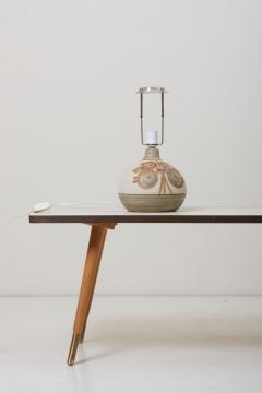 S holm Stent j Soholm ceramics Ceramic Table Lamp by Soholm Denmark Marked - 1041163