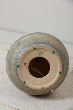 S holm Stent j Soholm ceramics Ceramic Table Lamp by Soholm Denmark Marked - 1041167