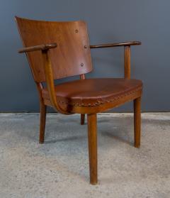 S ren Hansen Soren Hansen 1941 DAN Chair by S ren Hansen for Fritz Hansen Denmark - 2174845