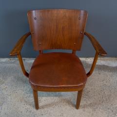 S ren Hansen Soren Hansen 1941 DAN Chair by S ren Hansen for Fritz Hansen Denmark - 2174847