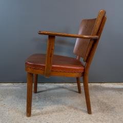 S ren Hansen Soren Hansen 1941 DAN Chair by S ren Hansen for Fritz Hansen Denmark - 2174882