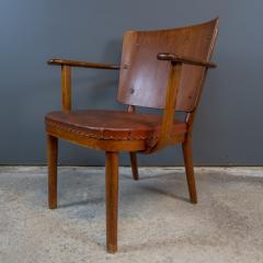 S ren Hansen Soren Hansen 1941 DAN Chair by S ren Hansen for Fritz Hansen Denmark - 2174883