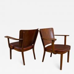 S ren Hansen Soren Hansen 1941 DAN Chair by S ren Hansen for Fritz Hansen Denmark - 2179697