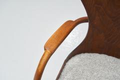 S ren Hansen Soren Hansen Set of Five Armchairs by S ren Hansen for Fritz Hansen Denmark 1943 - 1611667