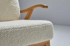 S ren Willadsen M belfabrik Wingback Chair by Danish Cabinetmaker S ren Willadsen Denmark 1960s - 1193653