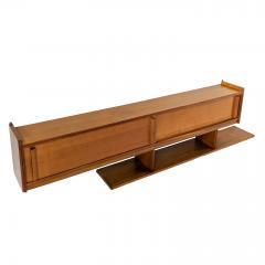 SAM Soci t Auxiliaire du Meuble Wall cabinet and bookshelf SAM Edition 1950 - 2090658