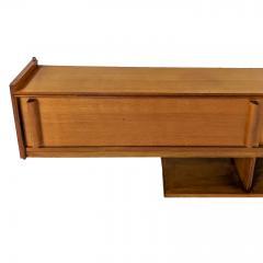 SAM Soci t Auxiliaire du Meuble Wall cabinet and bookshelf SAM Edition 1950 - 2090660