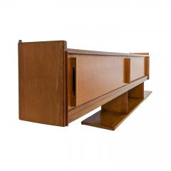 SAM Soci t Auxiliaire du Meuble Wall cabinet and bookshelf SAM Edition 1950 - 2090664