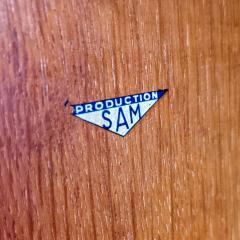 SAM Soci t Auxiliaire du Meuble Wall cabinet and bookshelf SAM Edition 1950 - 2090668