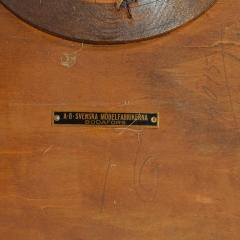 SMF Svenska M belfabriken Bodafors Swedish Art Deco side table for Bodafors 1930s - 1540307
