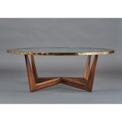 STUDIO L ART DE VIVRE Les Feuilles dOr Coffee Table - 1362106