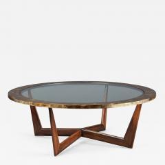 STUDIO L ART DE VIVRE Les Feuilles dOr Coffee Table - 1363903