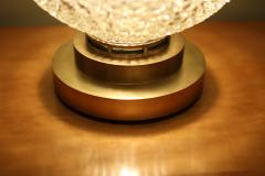 Sabino Art Glass Exceptional Table Lamp by Marius Ernest Sabino France 1930 - 777980