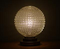 Sabino Art Glass Exceptional Table Lamp by Marius Ernest Sabino France 1930 - 777981
