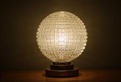 Sabino Art Glass Exceptional Table Lamp by Marius Ernest Sabino France 1930 - 777982