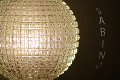 Sabino Art Glass Exceptional Table Lamp by Marius Ernest Sabino France 1930 - 777983