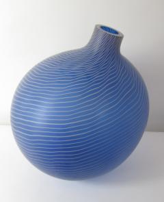 Salviati Rare Monumental Italian Glass Vessel By Salviati C for Studio Dillon - 1156981