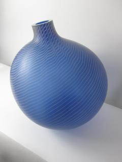 Salviati Rare Monumental Italian Glass Vessel By Salviati C for Studio Dillon - 1156985