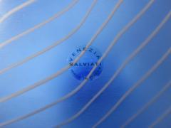 Salviati Rare Monumental Italian Glass Vessel By Salviati C for Studio Dillon - 1156987