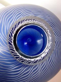 Salviati Rare Monumental Italian Glass Vessel By Salviati C for Studio Dillon - 1156990