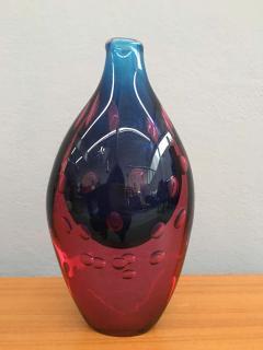 Salviati Stunning Murano Glass Vase Attributed to Salviati - 1562065