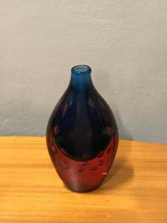 Salviati Stunning Murano Glass Vase Attributed to Salviati - 1562066