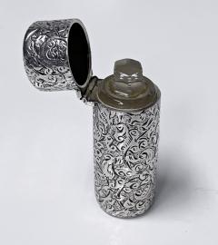Sampson Mordan Sampson Mordan Silver Scent Perfume Bottle London 1888 - 1718451