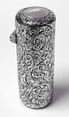 Sampson Mordan Sampson Mordan Silver Scent Perfume Bottle London 1888 - 1718452