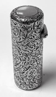 Sampson Mordan Sampson Mordan Silver Scent Perfume Bottle London 1888 - 1718454
