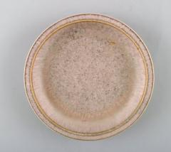 Saxbo Ceramic dish beautiful egg shell glaze - 1411912