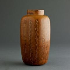 Saxbo Eva Staehr Nielsen for Saxbo Rust Ceramic Vase - 367163