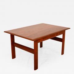 Danish Teak Side Table.Scandiline Danish Modern Teak Side Table Scandline