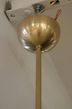 Sciolari Lighting Italian Mid Century Sciolari 12 Light Brass and Crystal Chandelier - 769280