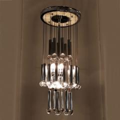 Sciolari Lighting LARGE PENDANT BY GAETANO SCIOLARI ITALY - 1538465
