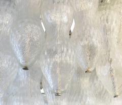 Seguso Seguso Murano Glass Chandelier Italy 1960s - 659212