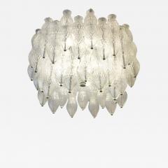 Seguso Seguso Murano Glass Chandelier Italy 1960s - 661113