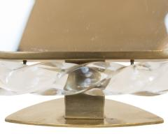 Seguso Vintage Murano Style Table Top Dressing Mirror After Seguso - 525838