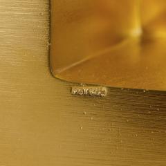 Sevres Manufacture Nationale de S vres Lapis lazuli gilt bronze and porcelain three piece clock set - 1256097