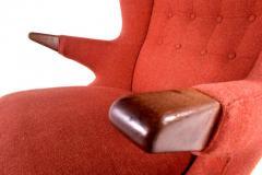 Skipper Model 91 Papa Bear Lounge Chair by Svend Skipper - 1656965