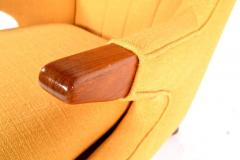 Skipper Svend Skipper Lounge Chair Model 91 Papa Bear Style Chair - 1656976