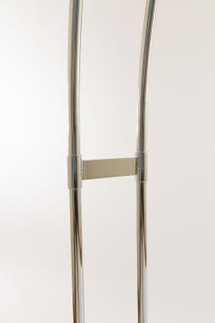 Skipper White Gesto floor lamp by Bruno Gecchelin for Skipper 1975 - 1405168