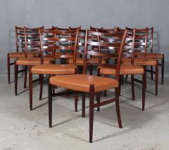 Skovby M belfabrik Skovby M belfabrik Rosewood dining chairs - 2127180