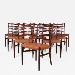 Skovby M belfabrik Skovby M belfabrik Rosewood dining chairs - 2128065