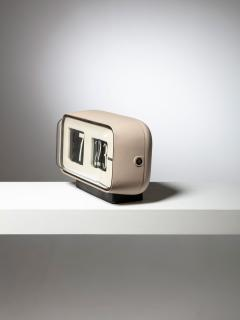 Solari Udine Cifra 5 Desk clock by Gino Valle for Solari - 1085590