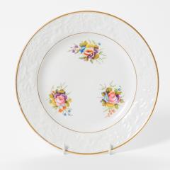 Spode Set of 12 dinner plates and 8 dessert plates - 1719049