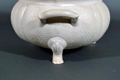 Staffordshire 18th Century Staffordshire Saltglaze Stoneware Soup Tureen Cover Stand - 1614225